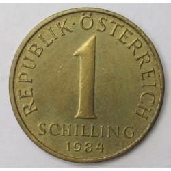 1 schilling 1984