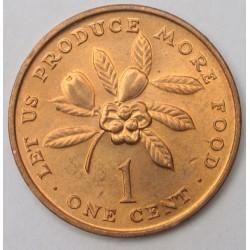 1 cent 1973 - FAO