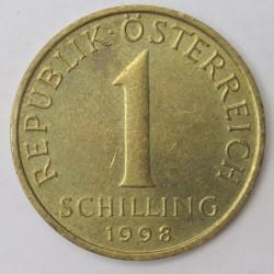 1 schilling 1998