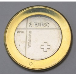 3 euro 2016 - 150th Anniversary of the Slovenian Red Cross