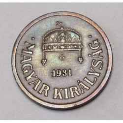 2 fillér 1931
