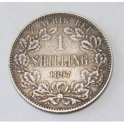1 shilling 1897