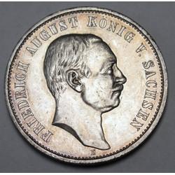 3 mark 1910 E - Sachsen
