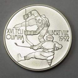 500 forint 1992 - Albertville olypics
