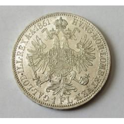 1 florin 1861 A