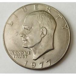 1 dollar 1977 D