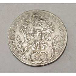 Joseph II. 20 kreuzer 1781 B