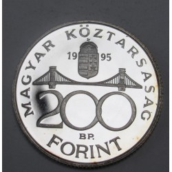 200 forint 1995 PP