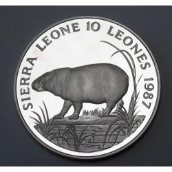 10 leones 1987