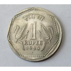 1 rupee 1990