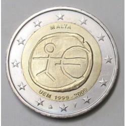 2 euro 2009 - The European Monetary Union