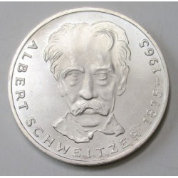 5 mark 1975 G - Albert Schweitzer