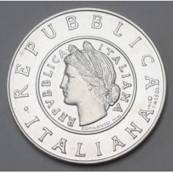1 lira 2001 - Last Lira
