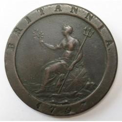2 pence 1797