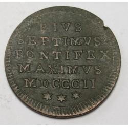 1 quattrino 1802
