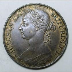 1 penny 1890