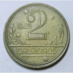 2 cruzeiros 1945
