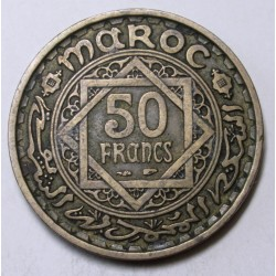 50 francs 1952
