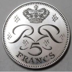 5 francs 1974