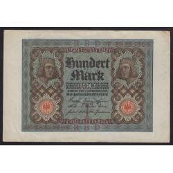 100 mark 1923