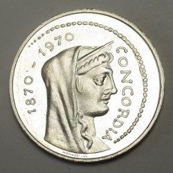 1000 lire 1970 - Rome the capital of Italy for 100 years