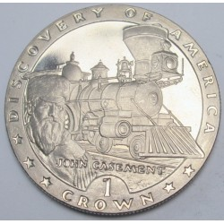 1 crown 1992 PP - Discovering America
