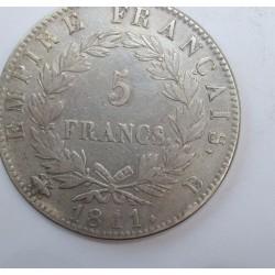 5 francs 1811