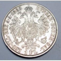 1 florin 1883