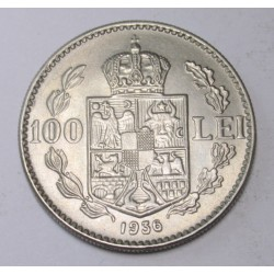 100 lei 1936