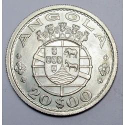 20 escudos 1952