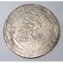 Charles III. 1/4 thaler 1732 NB