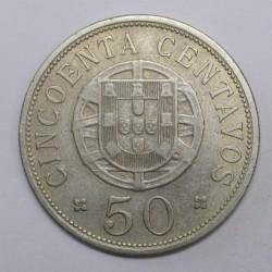 50 centavos 1928