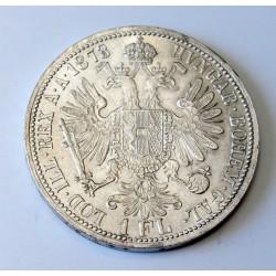 1 florin 1873