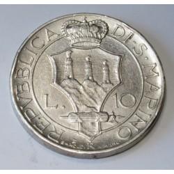 10 lire 1932