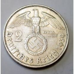 2 reichsmark 1939 J