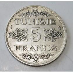 5 francs 1936