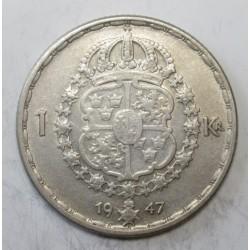 1 krona 1947
