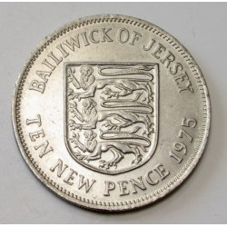 10 pence 1975