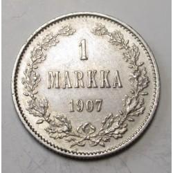 1 markka 1907