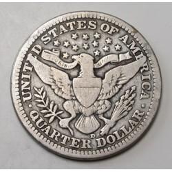 quarter dollar 1916 D