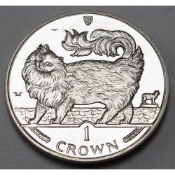 1 crown 1993 PP - Maine Coon cat