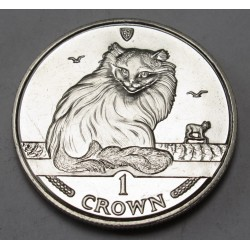 1 crown 1995 PP - Turkish wild cat