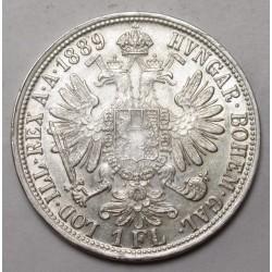 1 florin 1889