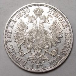 1 florin 1890