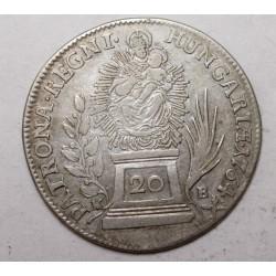 Maria Theresia 20 kreuzer 1764 KB