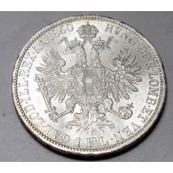 1 florin 1860