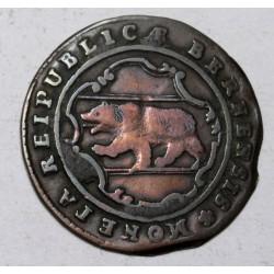 1/2 batzen 1794 Bern