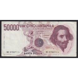 50000 lire 1984