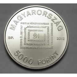 5000 forint 2012 - Örkény István