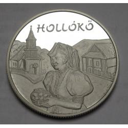 5000 forint 2003 PP - Hollókő Castle